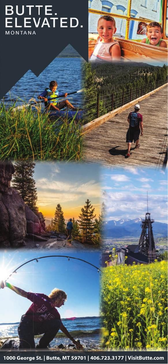 CVB Visitors Guide Brochure