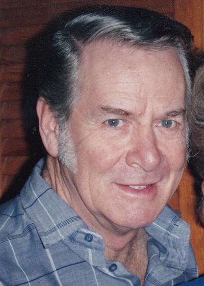 Ralph 'Jock' Eugene Hewitt, 88