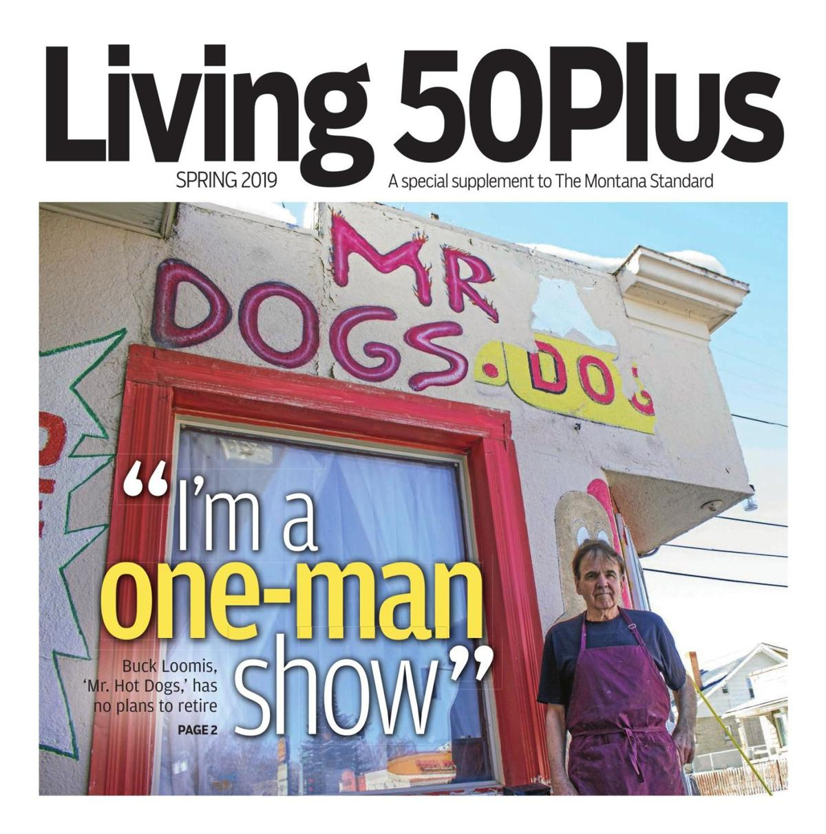Living 50+ March 2019