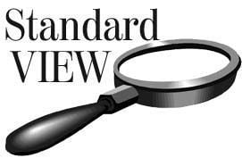Standard view icon