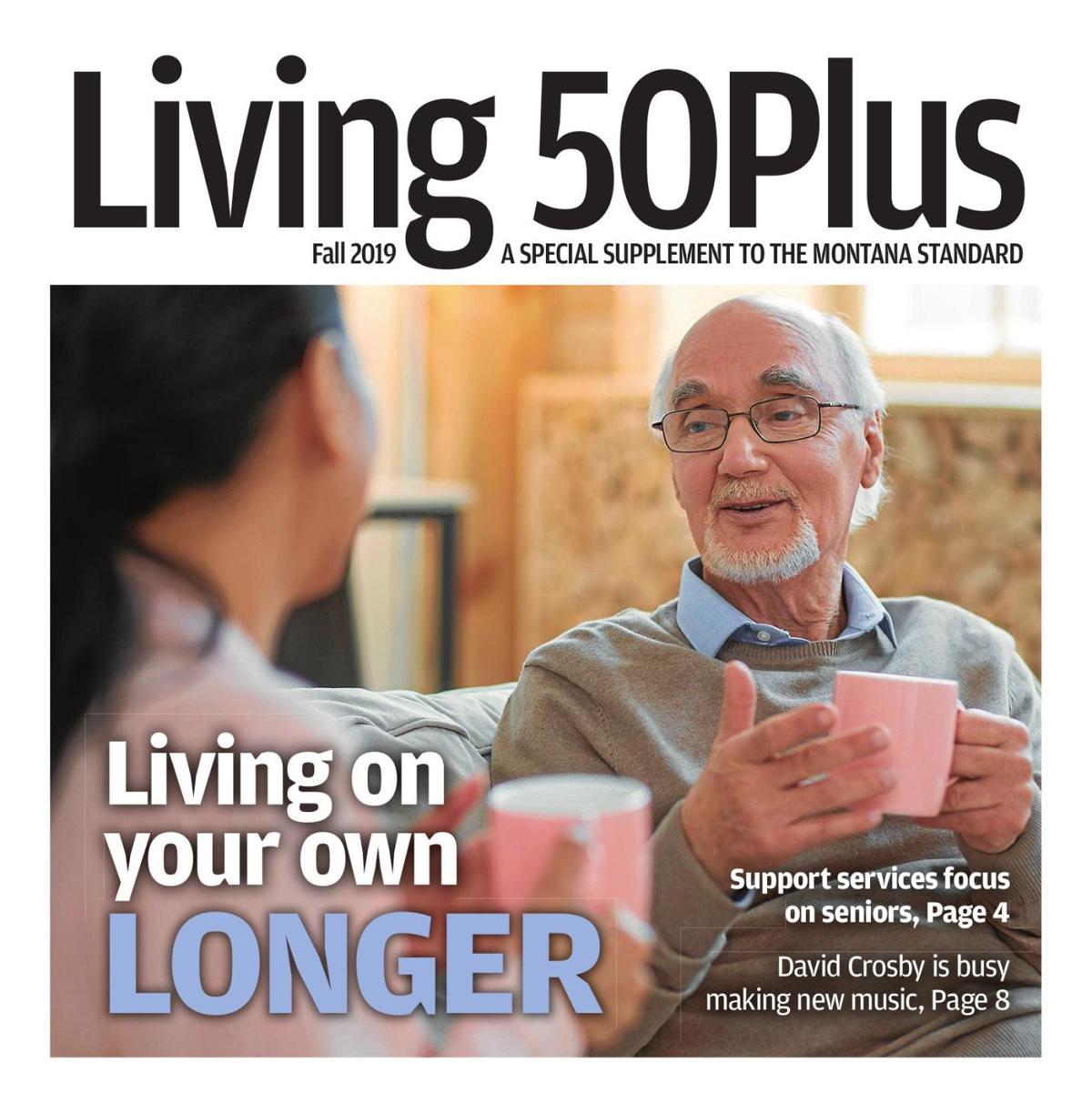 Living 50+ Fall 2019