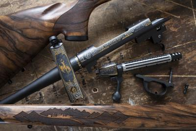 Commemorative rifles