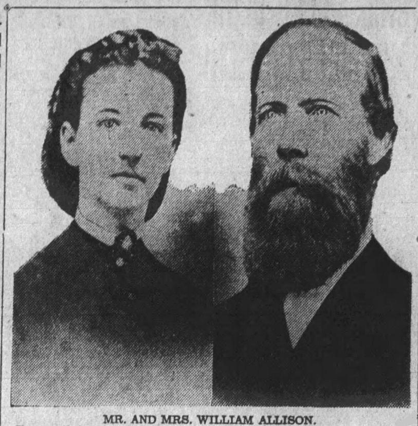 Mrs. and Mr. William Allison