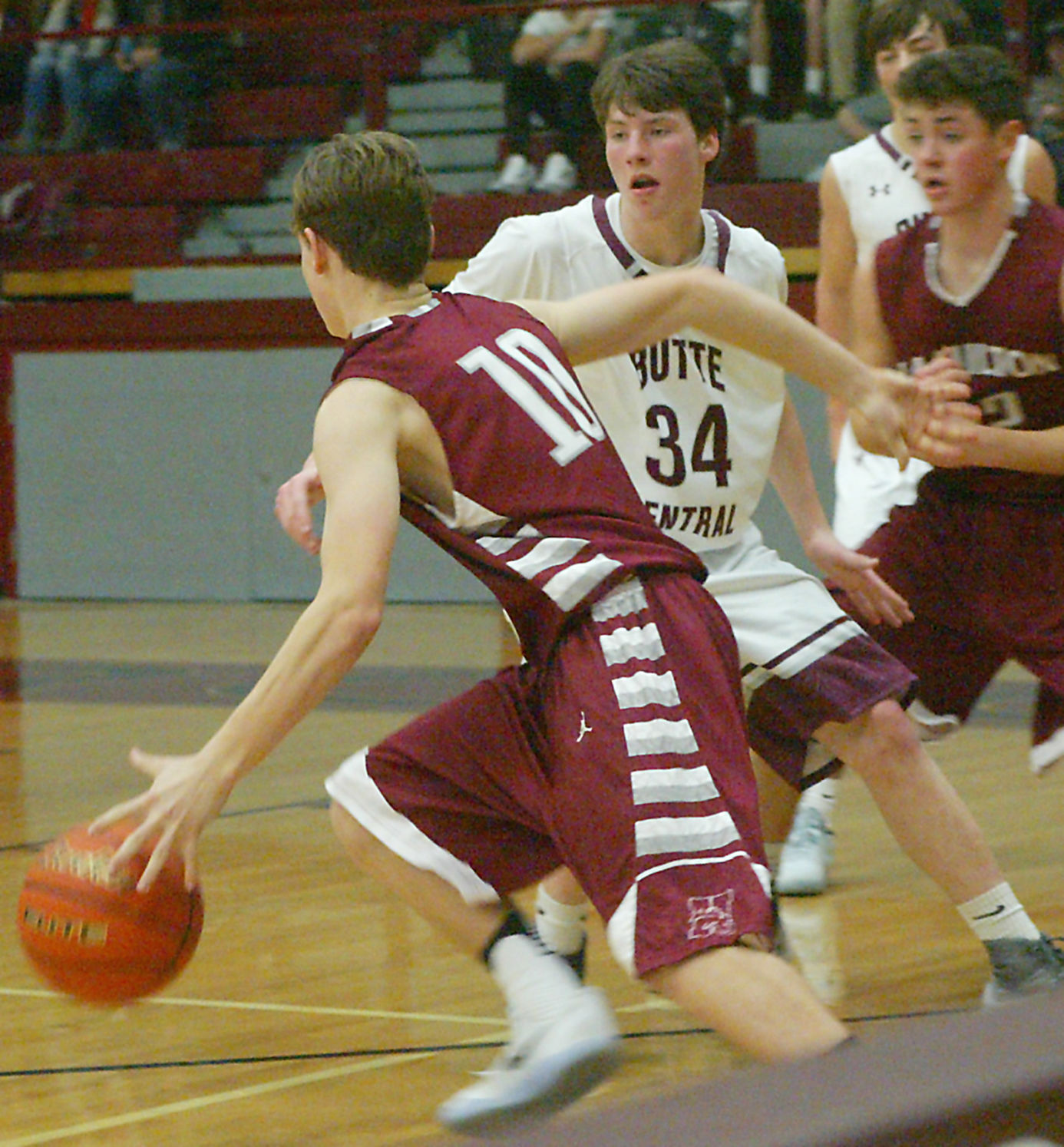It just means more: Butte-Butte Central rivalry game is a ...