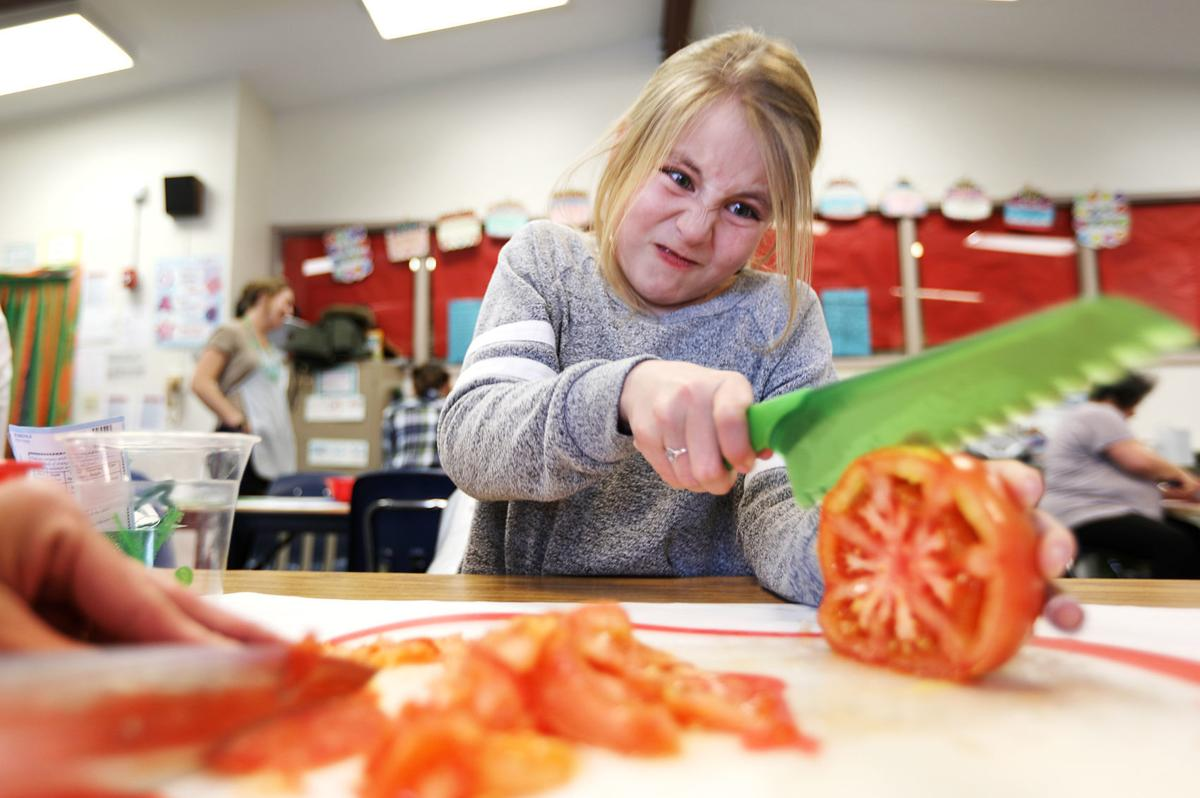 Cooking class offers healthy cooking tips and fun night out for Butte families