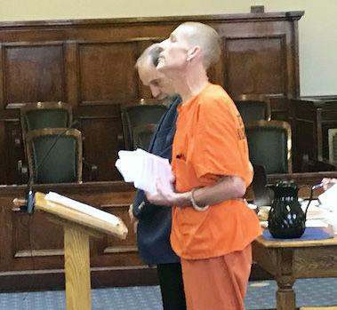 Gibson arraigned