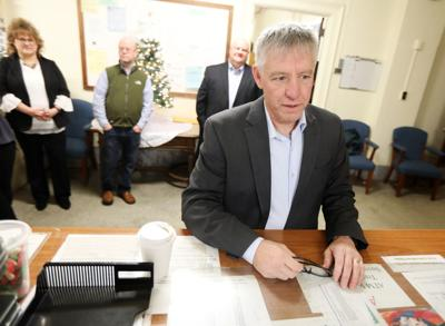 Butte candidates file for election