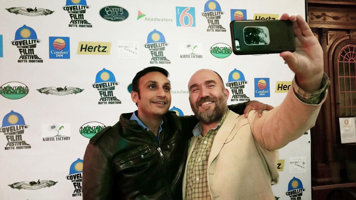 Raj Amit Kumar and Matt Vincent