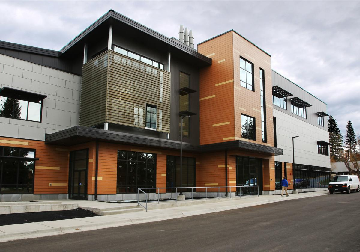 Montana Tech's new Natural Resource Research Center
