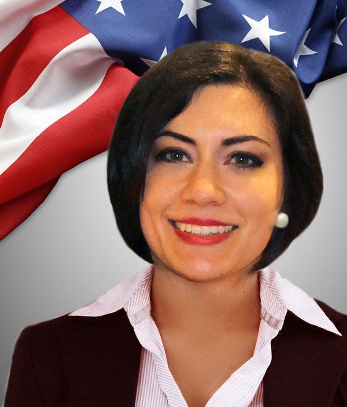 Sarah Dean, US Senate candidate