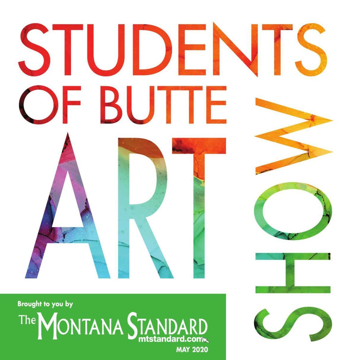 Butte Schools Virtual Art Show 2020