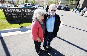 AWARE school in Anaconda rededicated in honor of former CEO
