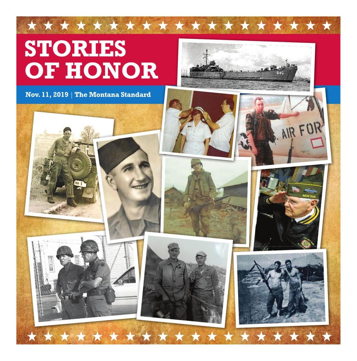 Stories of Honor Tab 2019