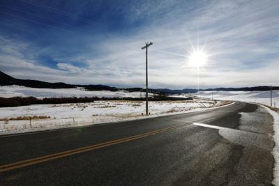 Basin Creek Road