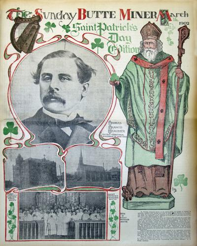 Tribute to Thomas Francis Meagher