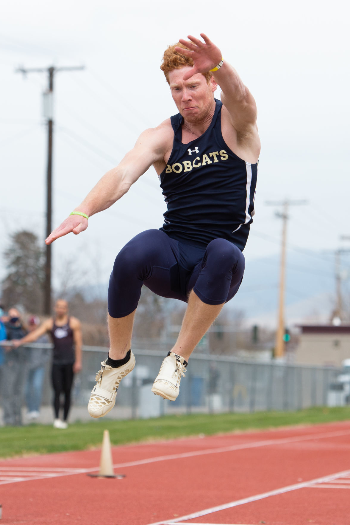 Montana State track and field 1