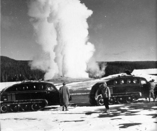 Longtime West Yellowstone businessman adapts to winter