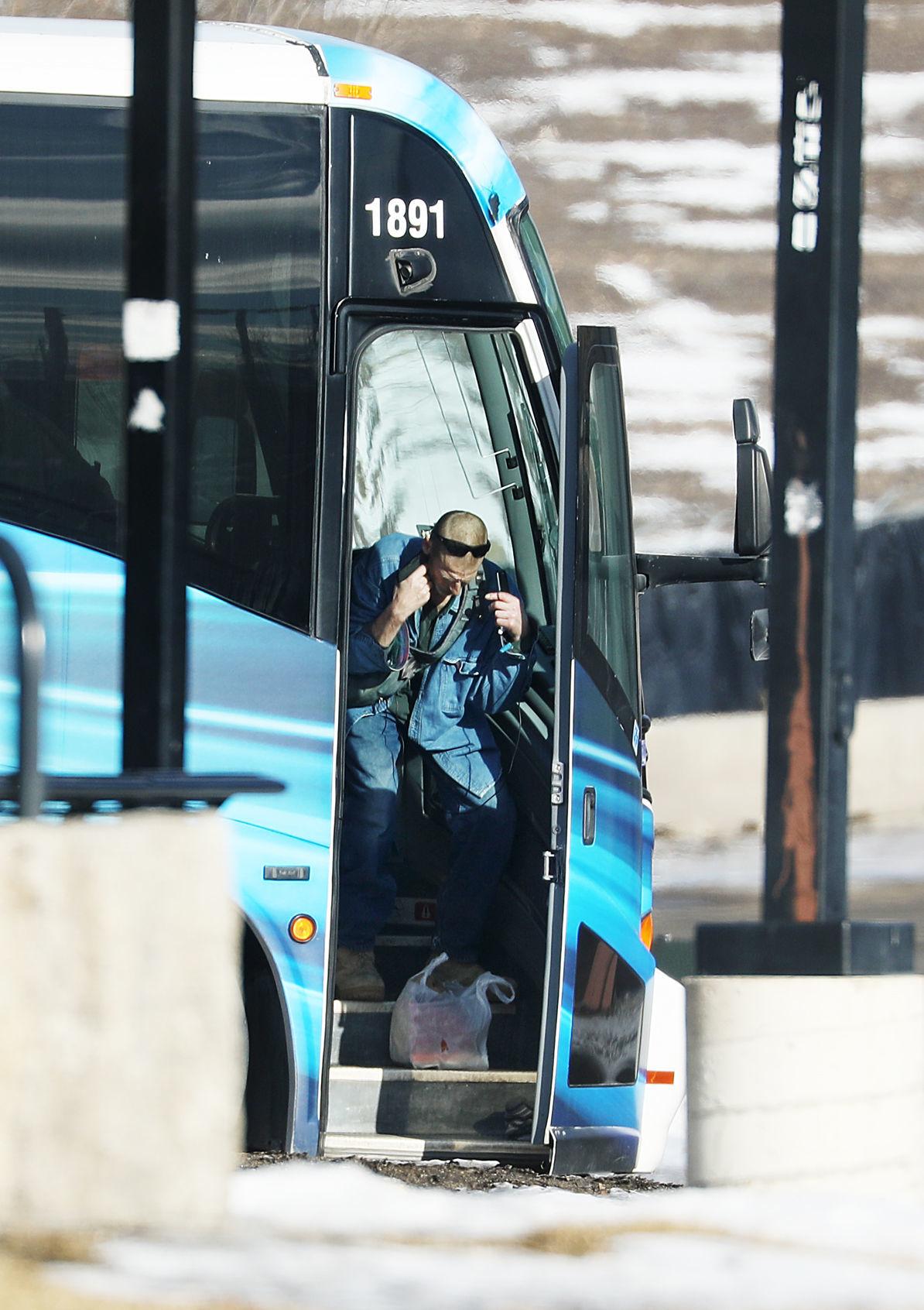 Bus hijacker