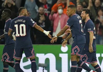 France Soccer Champions League