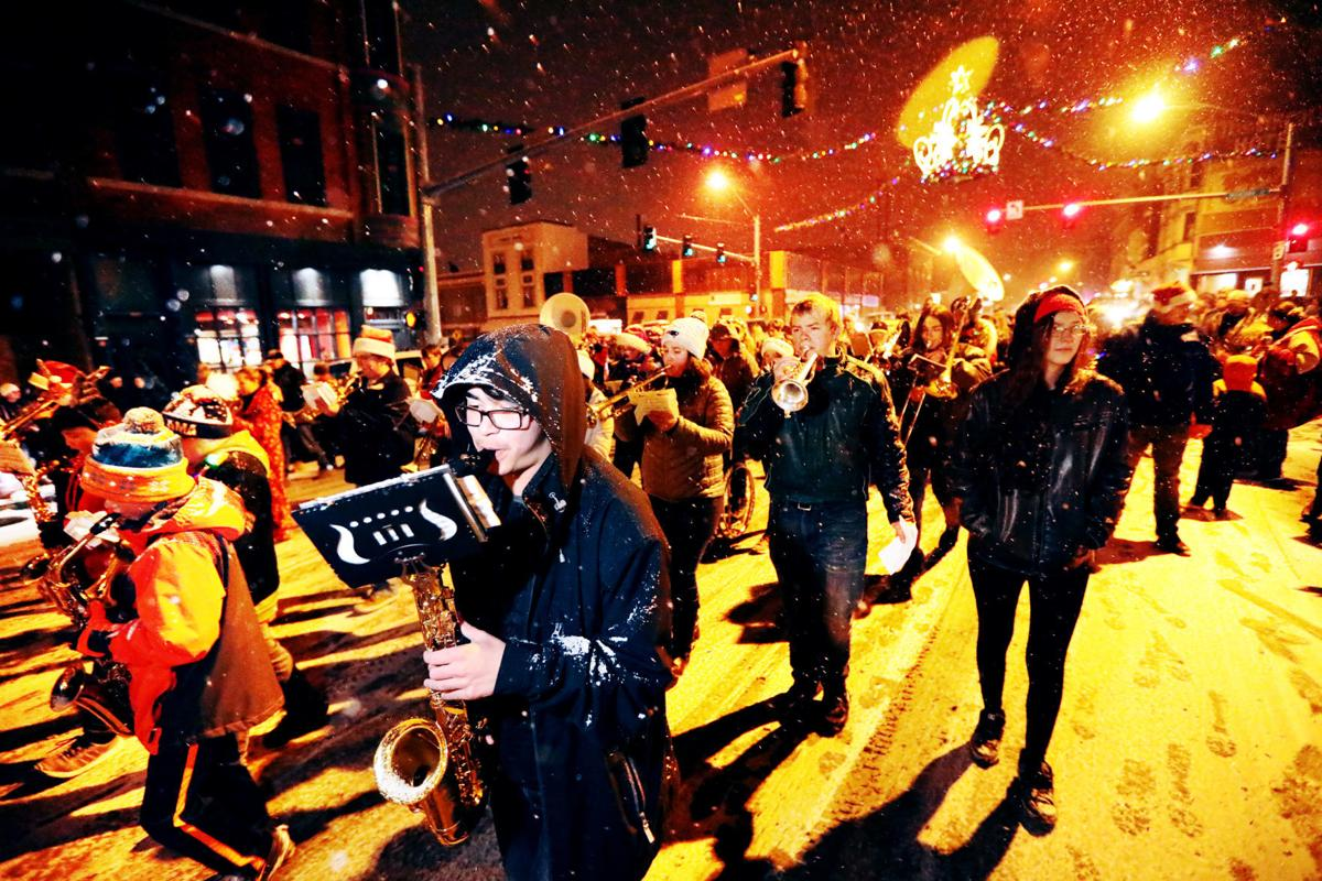 Christmas Stroll Butte Mt 2020 Photos: Butte celebrates 28th Christmas Stroll | Local