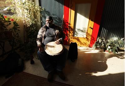 Drumming as meditation