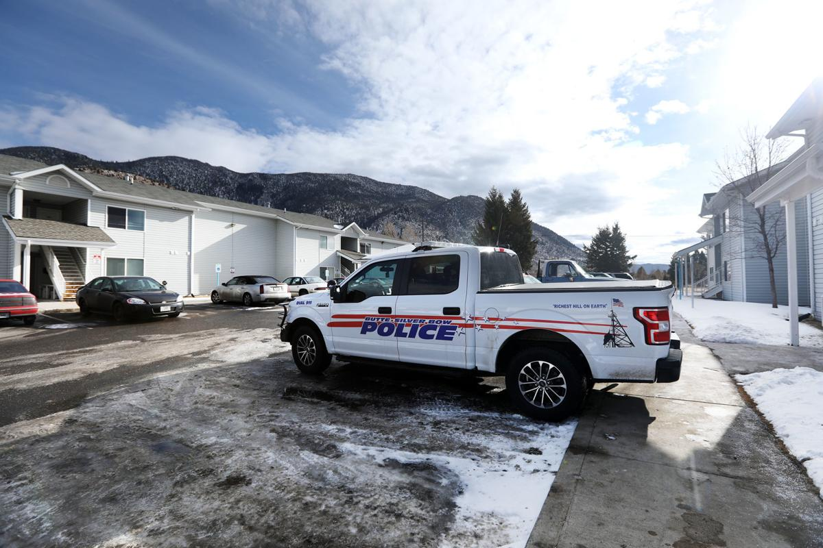 Police investigate death of an unidentified Butte man at Trinity Loop apartments