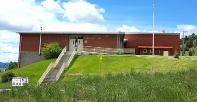 Kennedy Elementary School in Butte