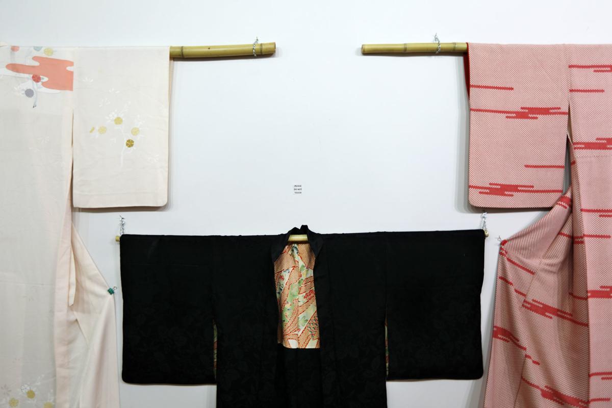 Keiko's Kimonos at the Butte-Silver Bow Public Library