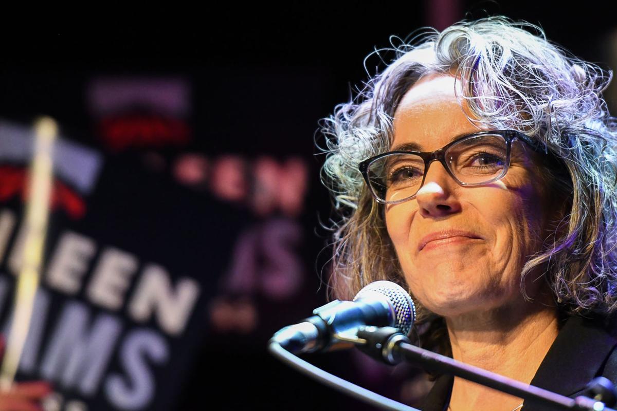 Kathleen Williams Election Night