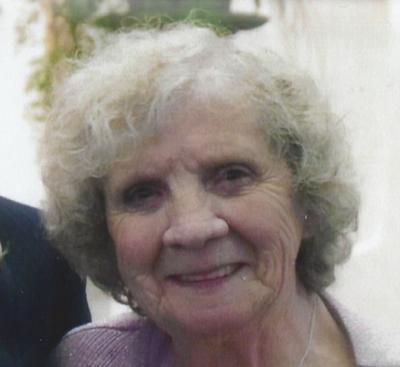 Geraldine Claire Myers Faulkner, 83
