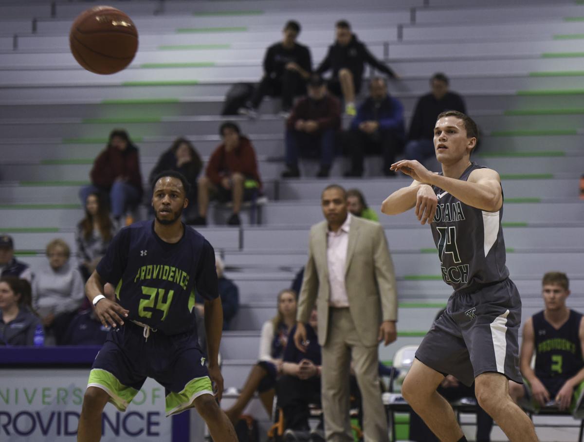 Montana Tech vs. Providence Men's Basketball Chris O'Neill