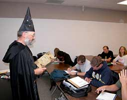 College class explores science of Harry Potter