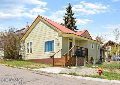 2 Bedroom Home in Butte - $175,000