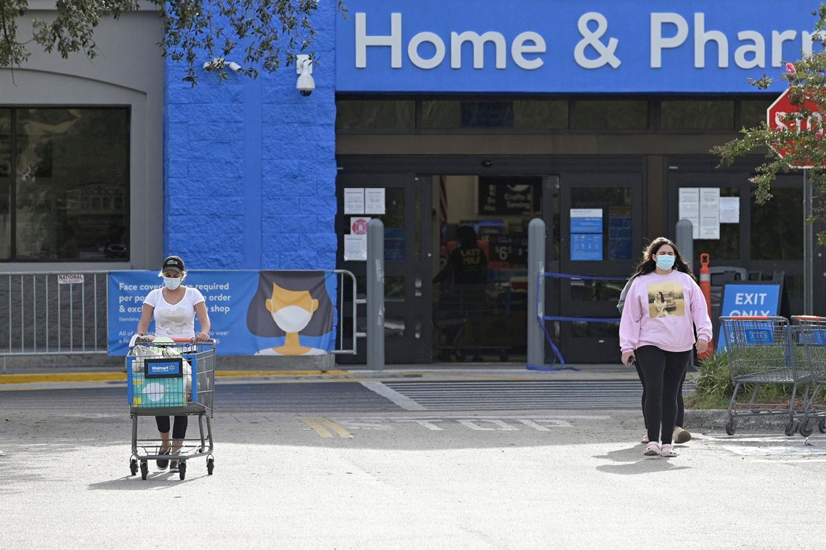 Walmart will start requiring all customers to wear masks