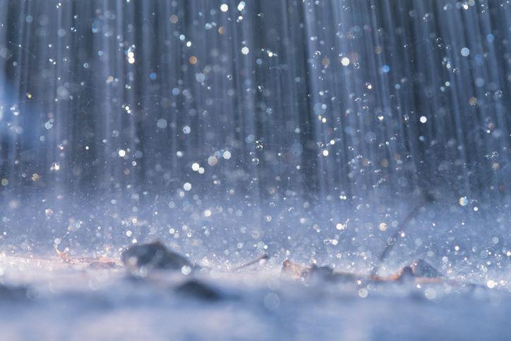 rain stockimage
