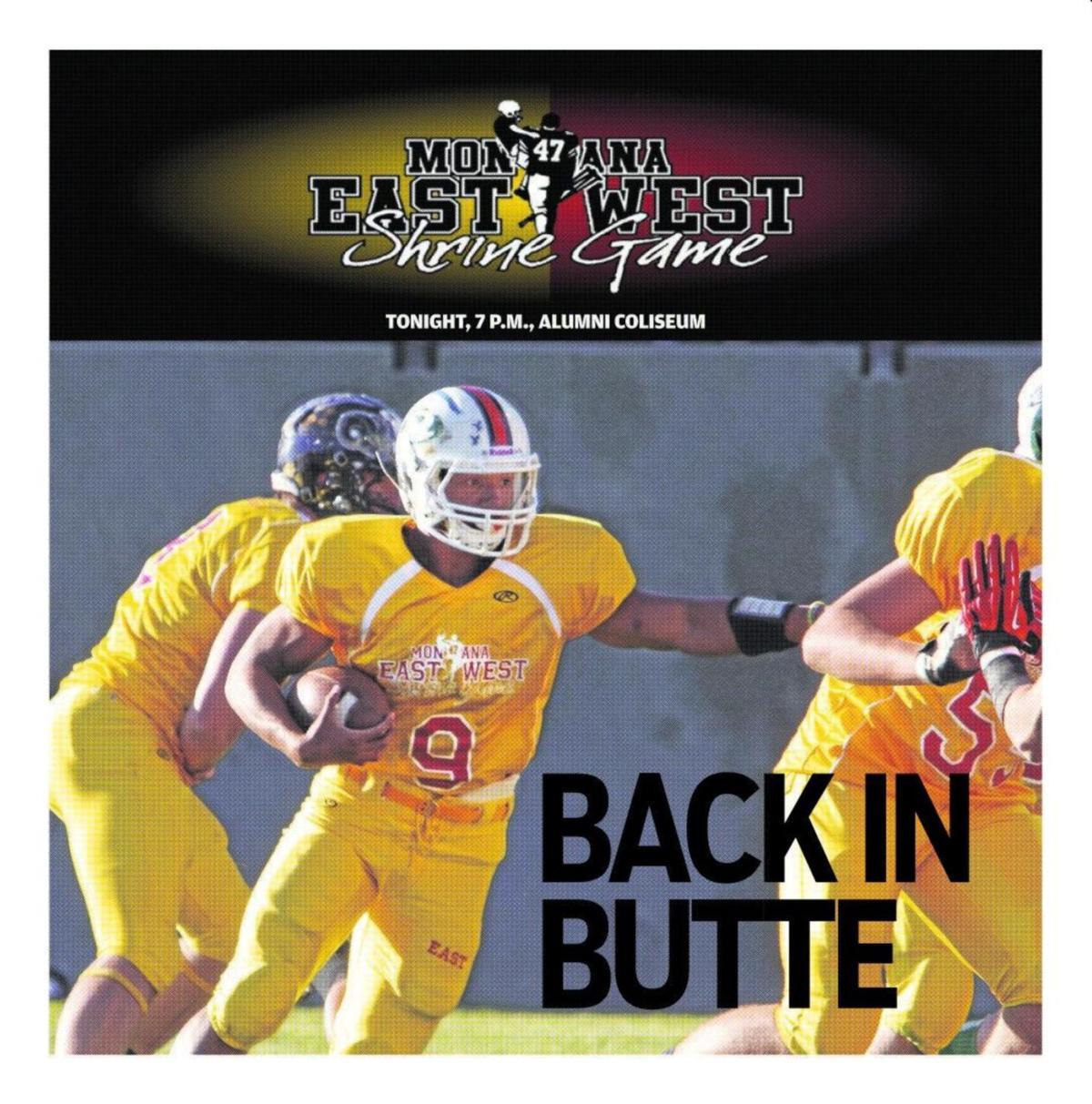 Montana East West Shrine Game 2016