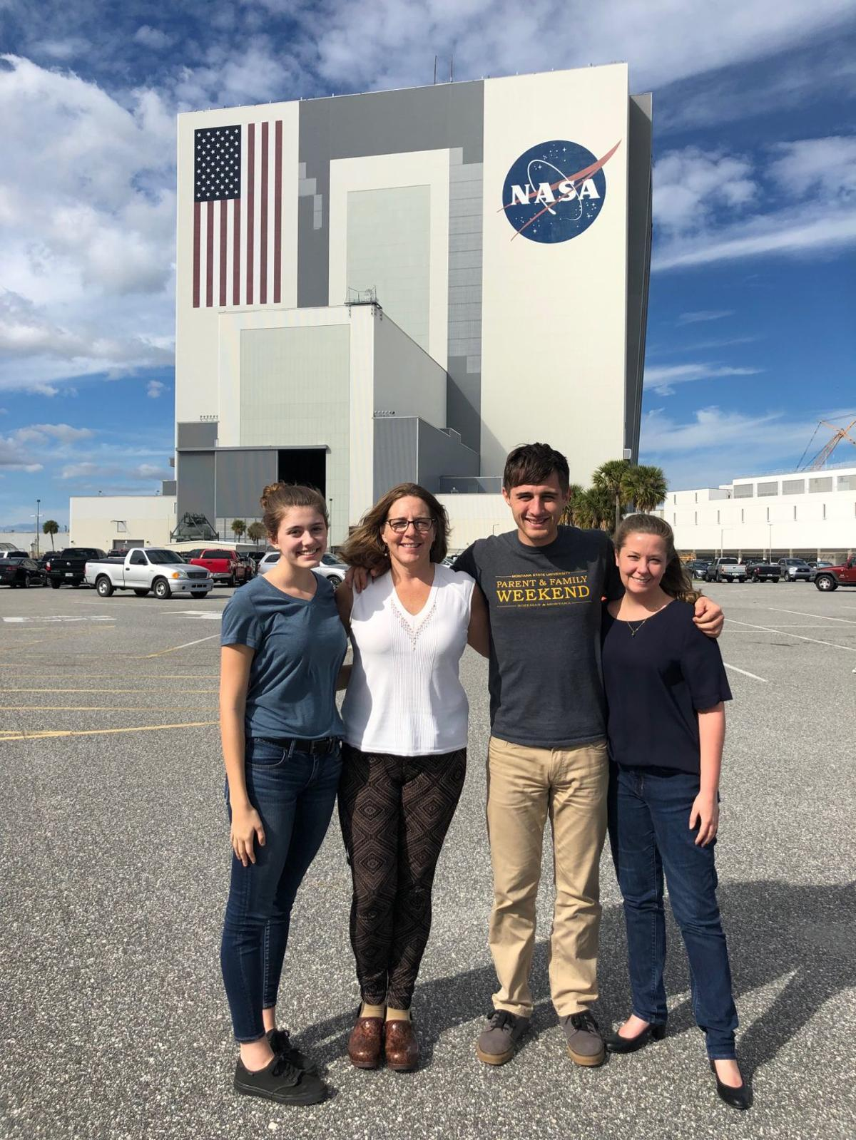 Montana State University experiment launches from Kennedy Space Center