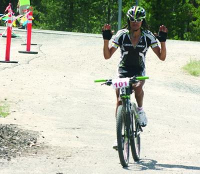 Tinker reclaims Butte 100 title