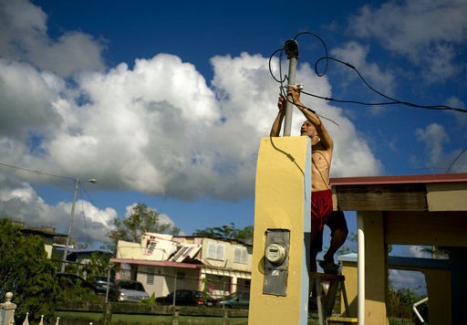 FEMA disavows Puerto Rico power contract amid investigations