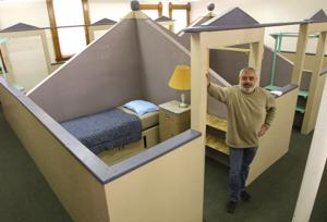 Temporary homeless shelter to open Friday evening in Uptown Butte