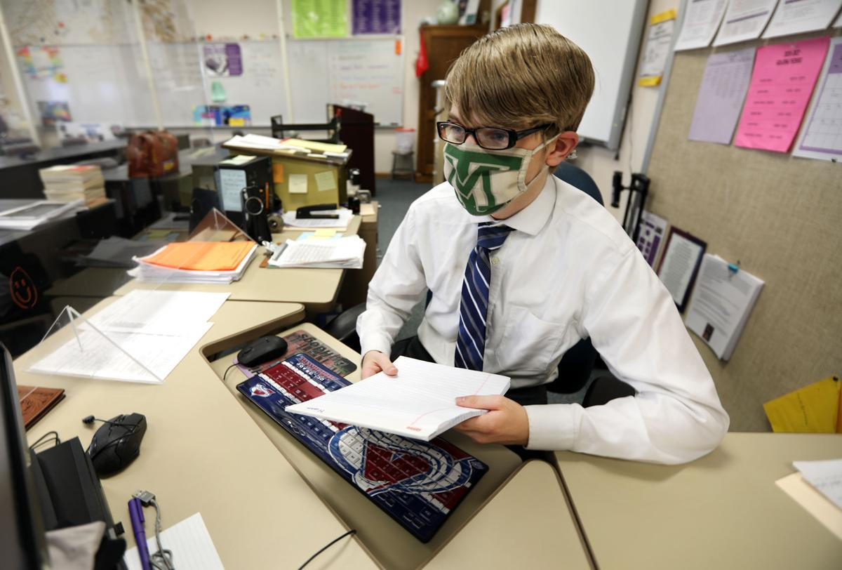 BHS speech and debate team adapts to changes brought on by the pandemic