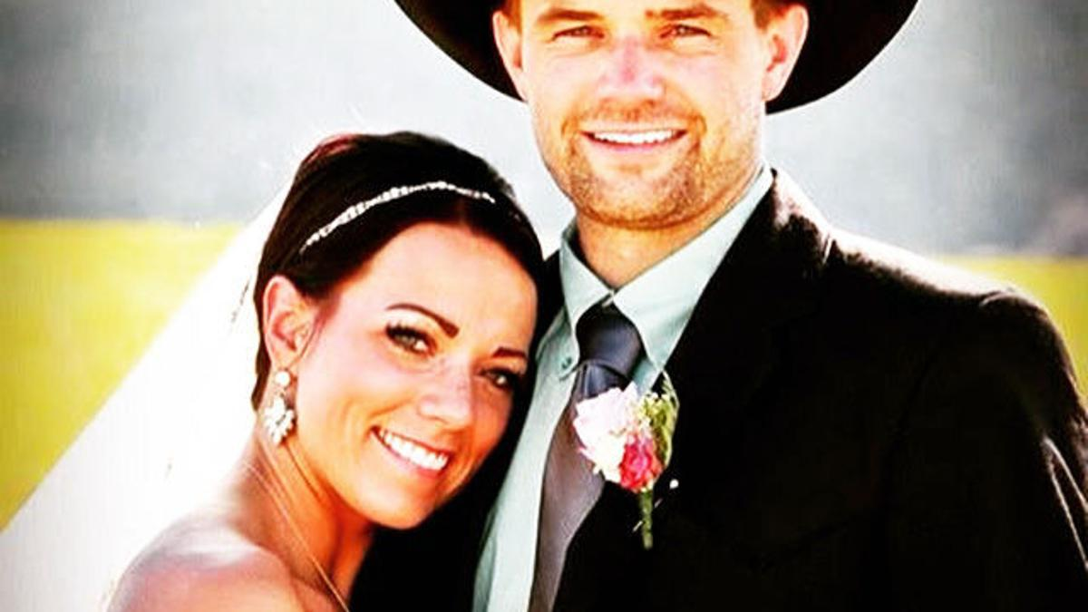 Libby And Dalton Tamcke Wedding Weddings Mtstandard Com