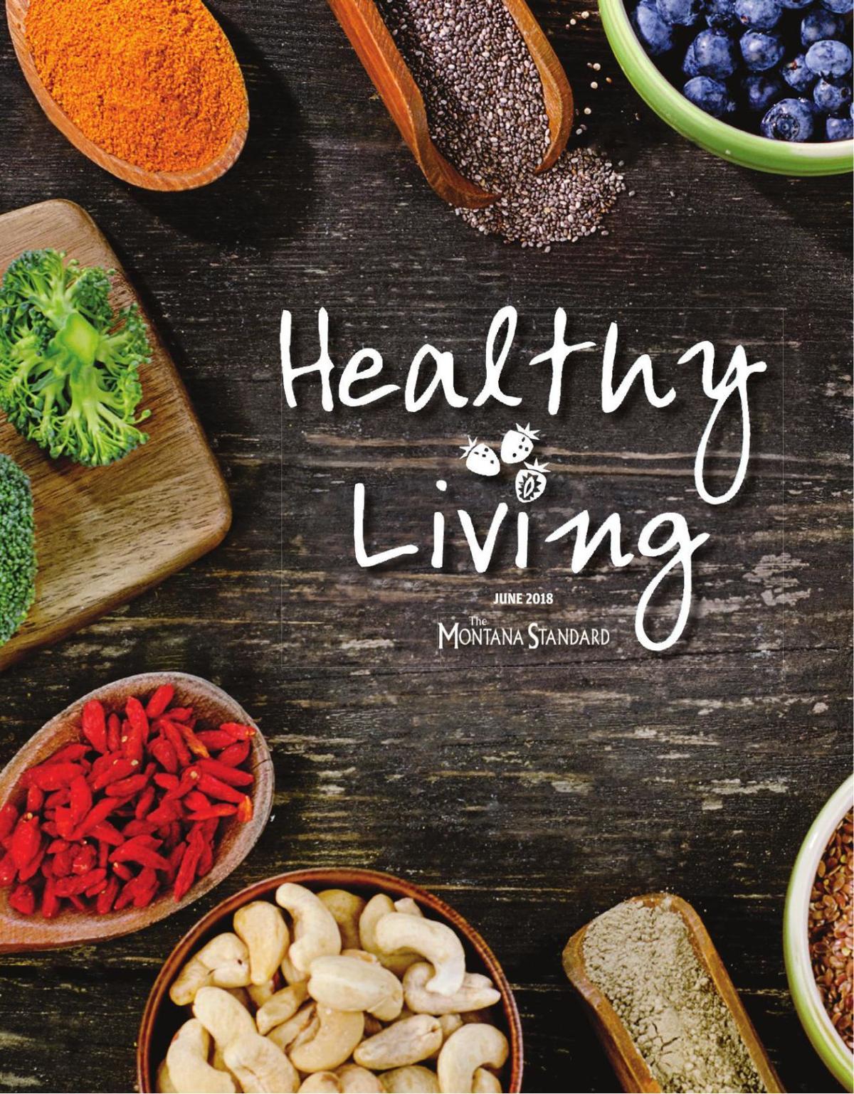 Healthy Living - June 23, 2018