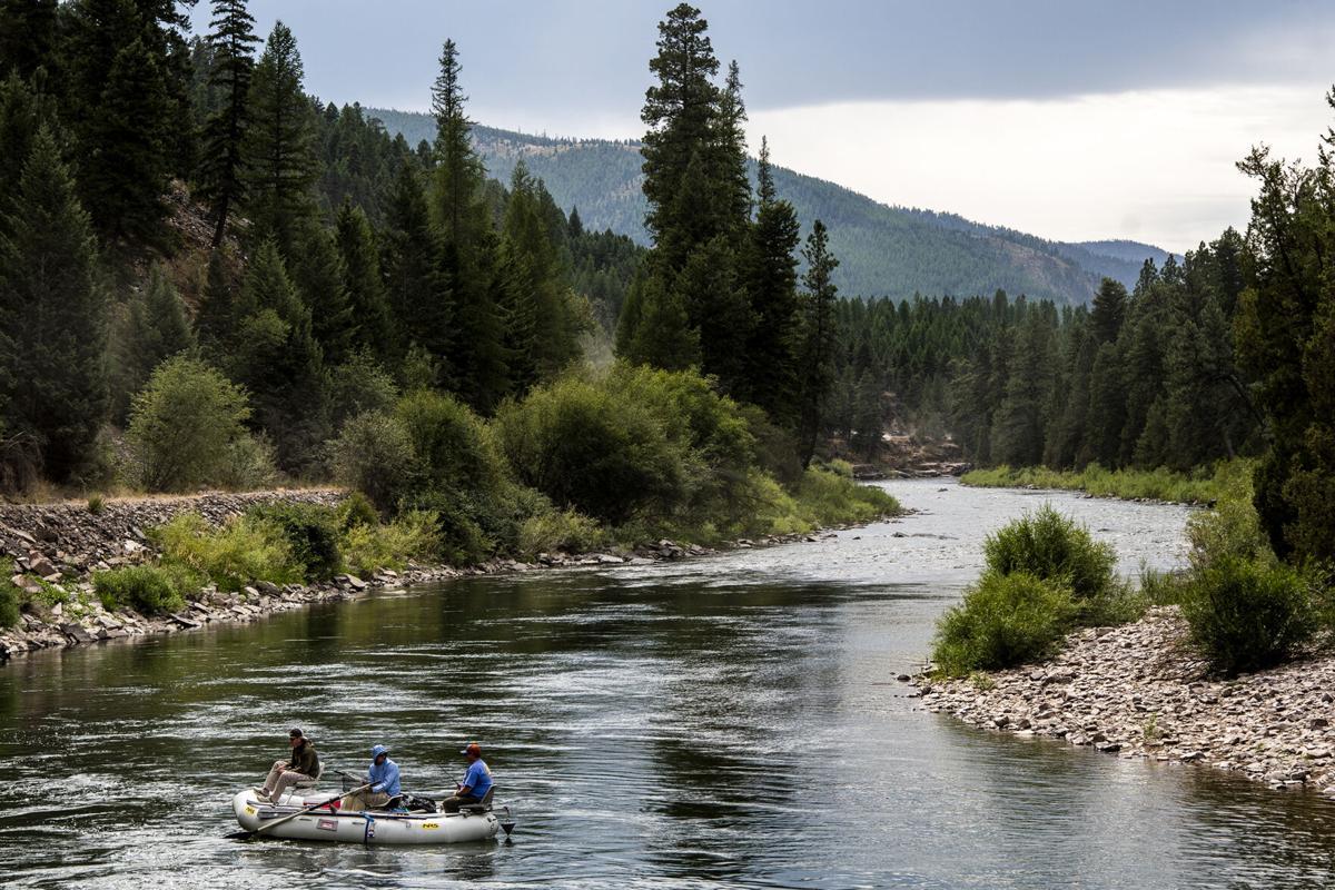Blackfoot-Clearwater Stewardship Act
