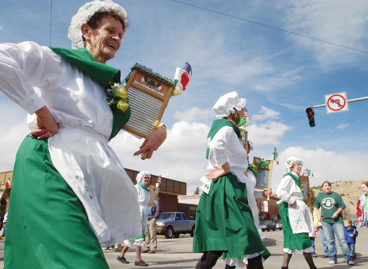 Parade in Anaconda