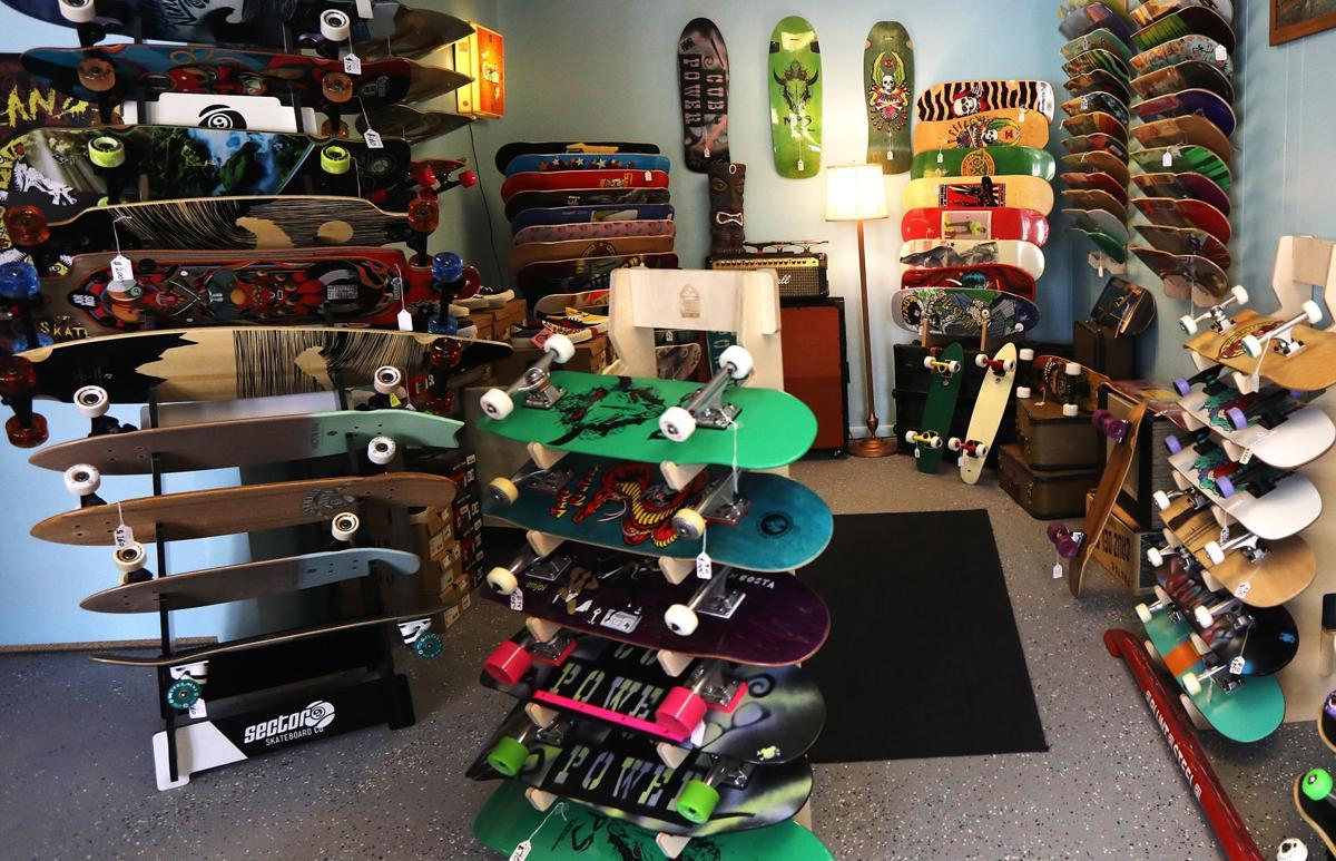 Cub Power Skateboards in Butte