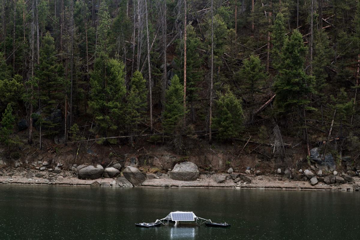 Basin Creek Reservior