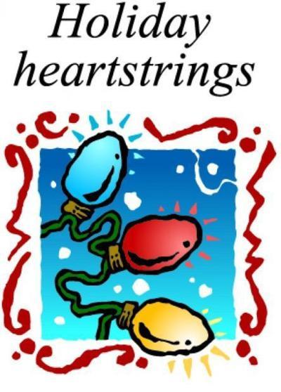 Holiday heartstrings