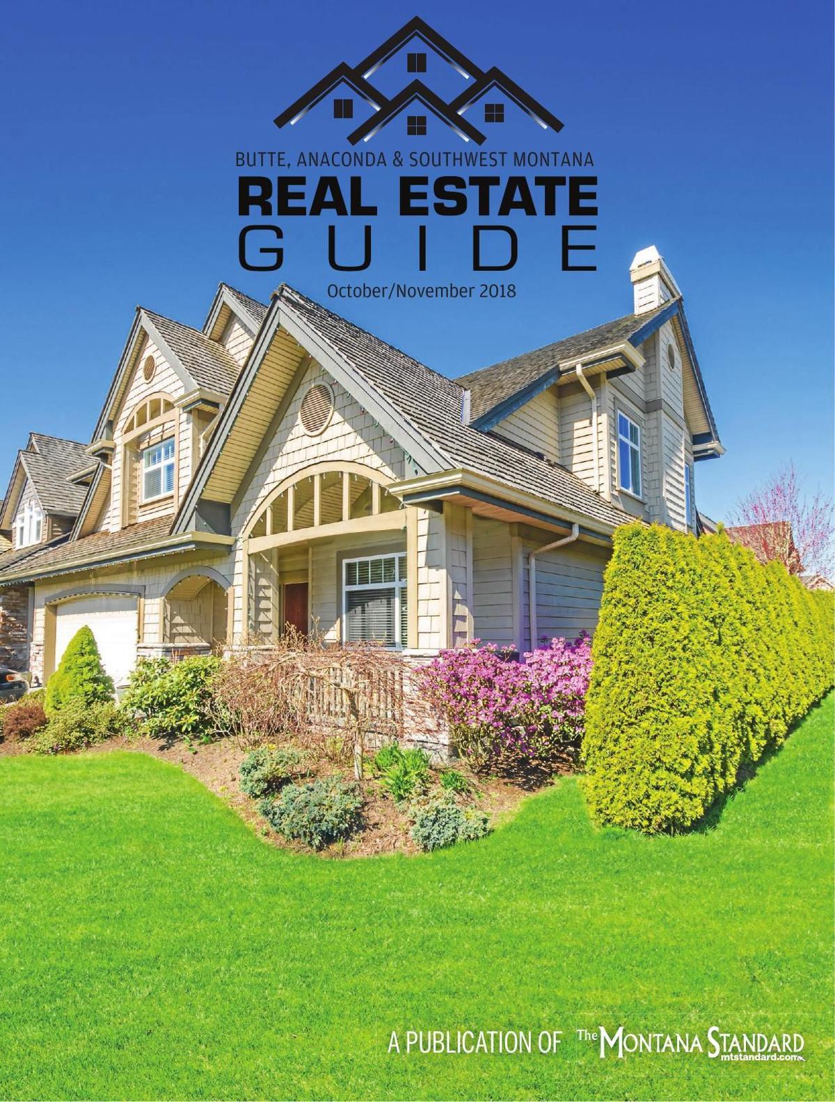 Real Estate Book October/November Issue