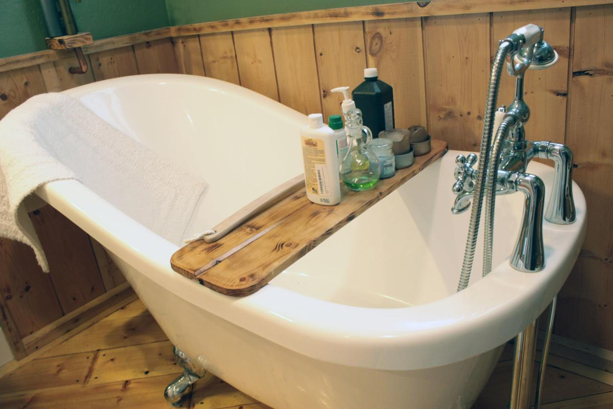 Coolest bathtub ever